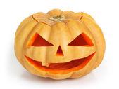 Halloween kürbis — Stockfoto