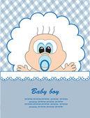 Baby. vector illustration — Stock Vector