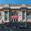 Metropolitan Museum of Art, New York, USA, September 2012 — Stock Photo