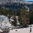 Olmsted Point in Yosemite National Park, USA — Stock Photo