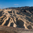Panoramof Zabriskie Point in Death Valley — Stock Photo #28713563