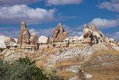 Belle falesie di cappadocia — Foto Stock