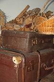 Reisen koffer — Stockfoto