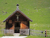Chapell in Austria — Stock Photo