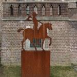 Horseman — Stock Photo