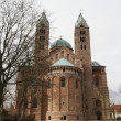 Speyer Cathedral — Stock Photo