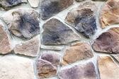 字段的石头 — 图库照片