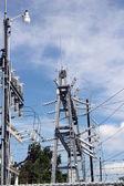 Güç istasyonu'na 3 — Stok fotoğraf