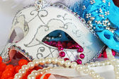 Mardi Gras Mask1 — Stock Photo