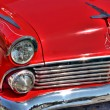 Red Ford Fairlane — Stock Photo