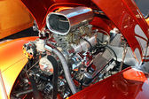 Hochleistungs-Hot-Rod-Motor 1 — Stockfoto