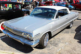 Classic Chevy Impala — Stock Photo