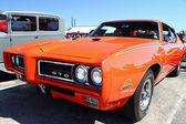 Pontiac Gto — Zdjęcie stockowe