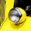 1936 Ford Classic (close up) — Stock Photo