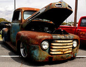Antique Ford Pick up — Foto de Stock