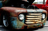 Antique Ford Pick up 2 — Stock Photo