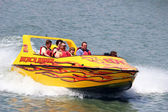 Jet Boat Ride — Stock Photo