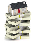 House Mortgage — Stock Photo