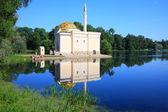 卡特里的宫殿 — 图库照片
