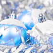 Christmas tree balls — Stockfoto #15456639