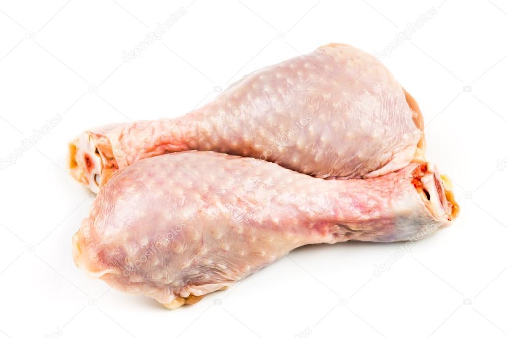 Raw chicken legs — Stock Photo © Natalyka #20725449