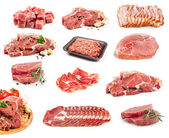 A set of meat — Stock Photo