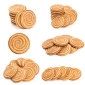 Set of cookies — Stock Photo