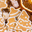 Christmas cookies of different form — ストック写真 #29987023