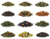 Set of tea — Stock Photo