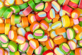 Colorful sweet chewy candies.  — Stock Photo