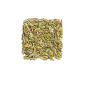 Seasoning fennel seeds   — Stock Photo
