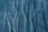 Faltige jeans — Stockfoto