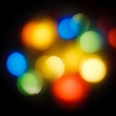 Color Bokeh — Stock Photo