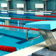 Stock Photo: Photo of sports swimming pool