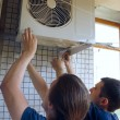 Air conditioning — Stock Photo #19445983