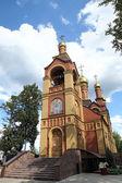 Troitsky temple — Stock Photo