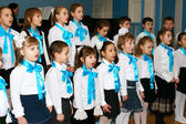 Children's Choir — Stock Photo