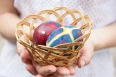 Ostern eier-osterei, ukraine. — Stockfoto