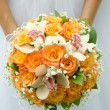 Wedding bouquet. — Stock Photo #34597435