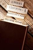 Onderwijs. — Stockfoto