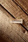 Learning. — Стоковое фото