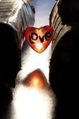 LOVE concept — Stock Photo