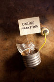 Marketing online — Foto de Stock