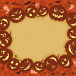 Royalty-Free Stock Vector Image: Happy Halloween Frame