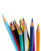 Gevarieerde potloden — Stock Photo
