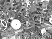 Gears. Work concept. — Stock Photo