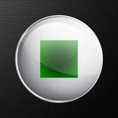 Vektor stop icon — Stockvektor