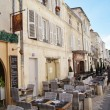 Street in La Rochelle — Stock Photo