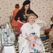 Vintage Hair and Beauty Salon — Stock Photo