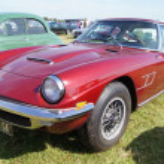 ������, ������: Classic Maserati Car